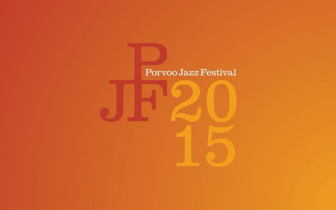 Porvoo Jazz Festival 3.9-5.9.2015