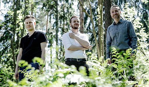 Jori Huhtala trio